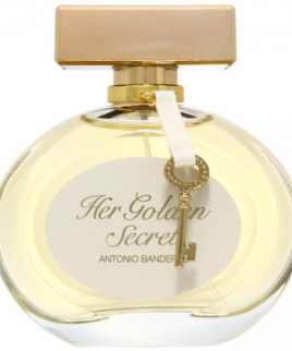 ادوتویلت Antonio Banderas Her Golden Secret Eau De Toilette For Women