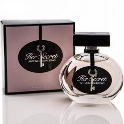ادوتویلت Antonio Banderas Her Secret Eau De Toilette For Women