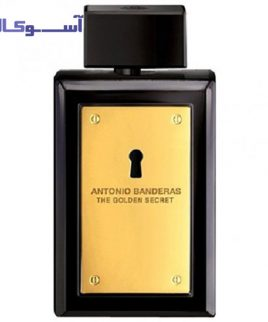 ادوتویلت Antonio Banderas The Golden Secret Eau De Toilette For Men