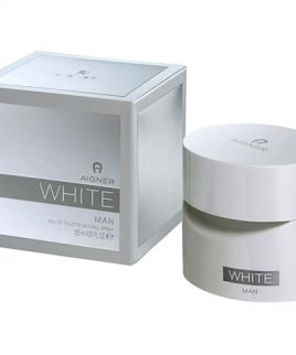 ادوتویلت اگنر aigner white eau de toilette for men