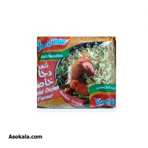 نودل مرغ اندومی Indomie Special Chicken Flavour وزن 75 گرم