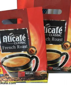 قهوه علی کافه 3in1 مدل Alicafe CLASSIC French Roast بسته 20 عددی